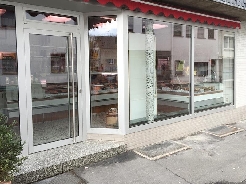 Glastüren- und Fenster 14