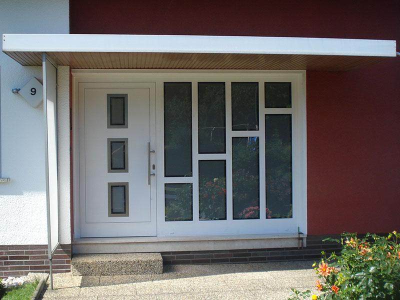 Glastüren- und Fenster 4
