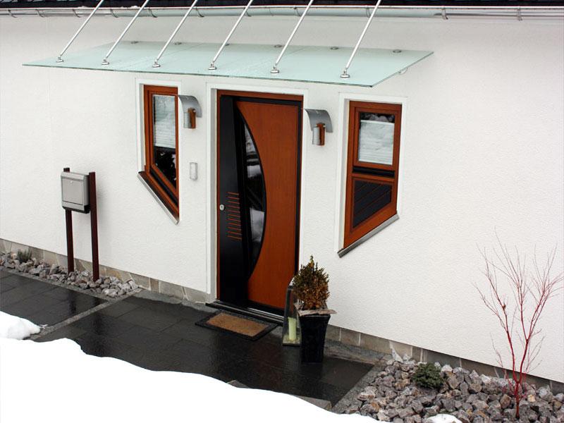 Glastüren- und Fenster 5