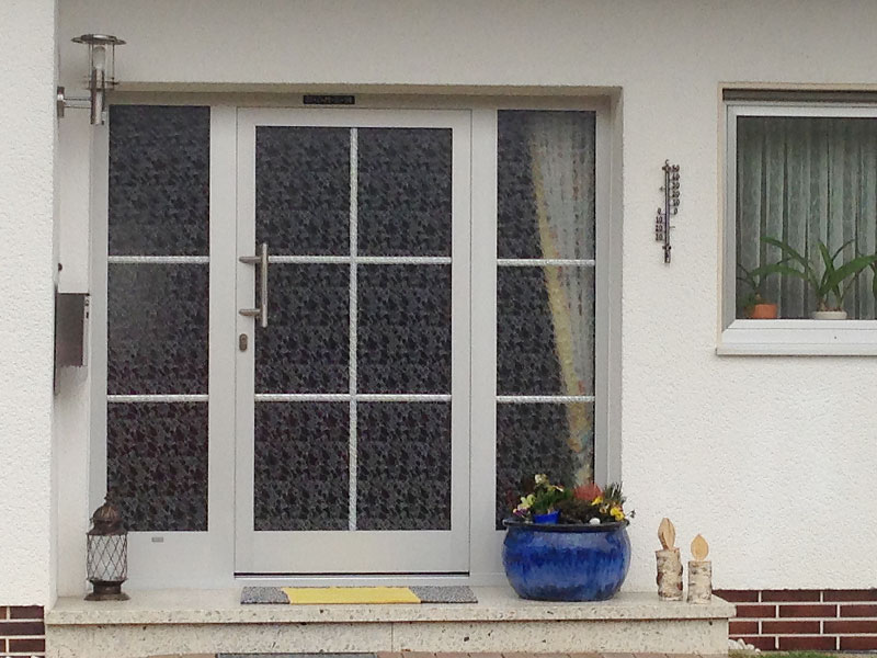 Glastüren- und Fenster 6