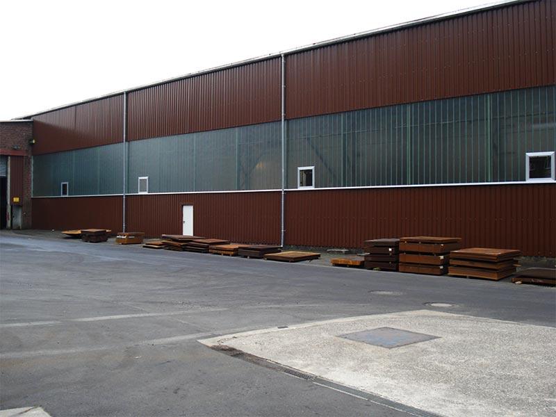 Industrie- und Hallenverglasungen 3